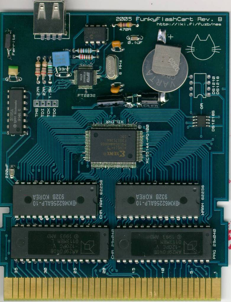 nes rom cartridge