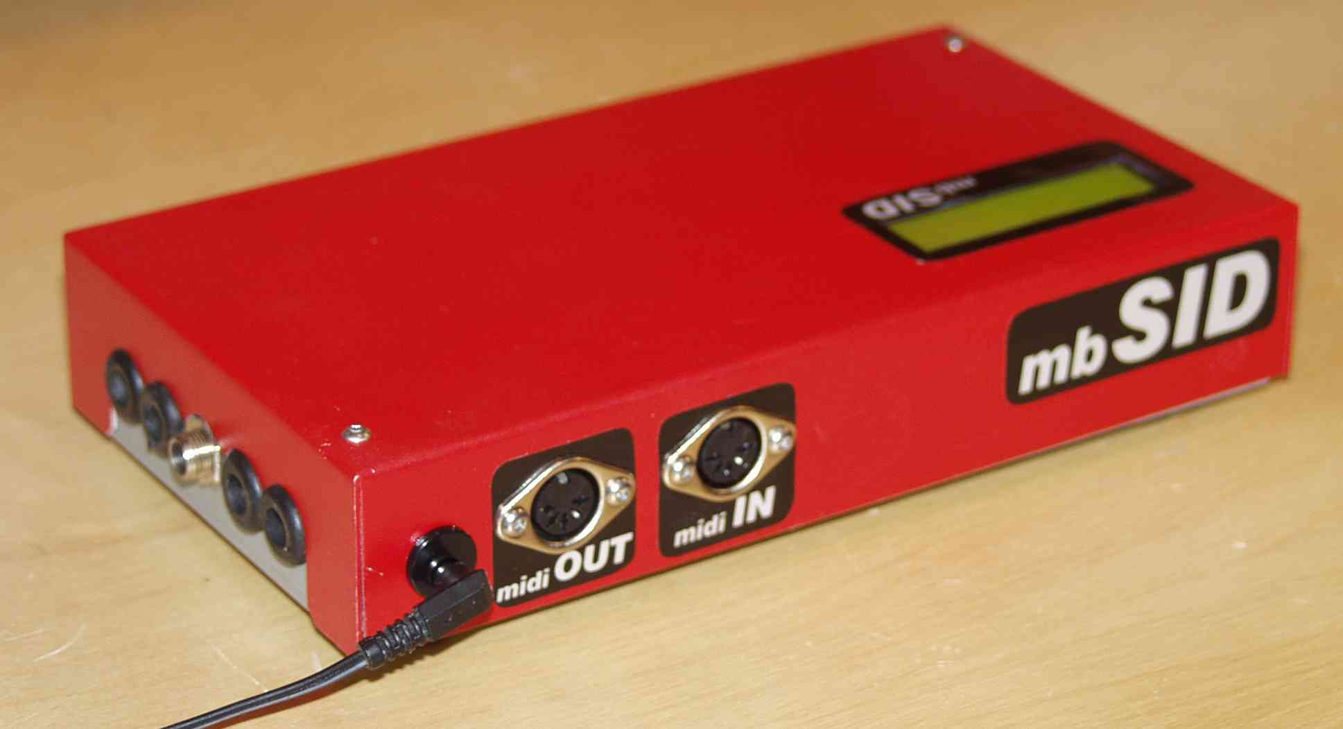 Midibox SID V1 | My Diy Blog
