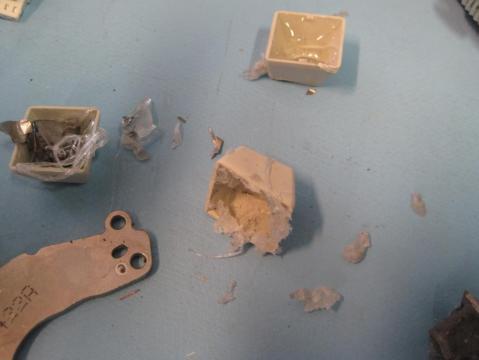 Glue mess!