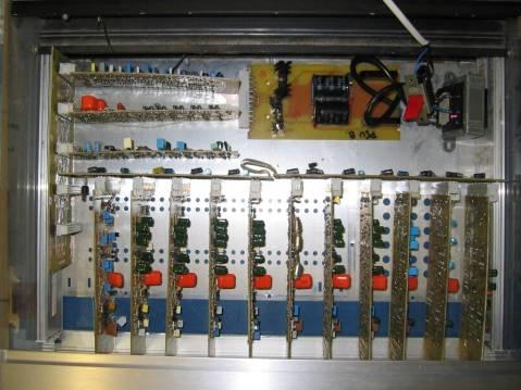 Elektor Vocoder, board layout test angle 3