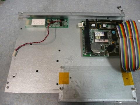 Pqng2, assembly frame