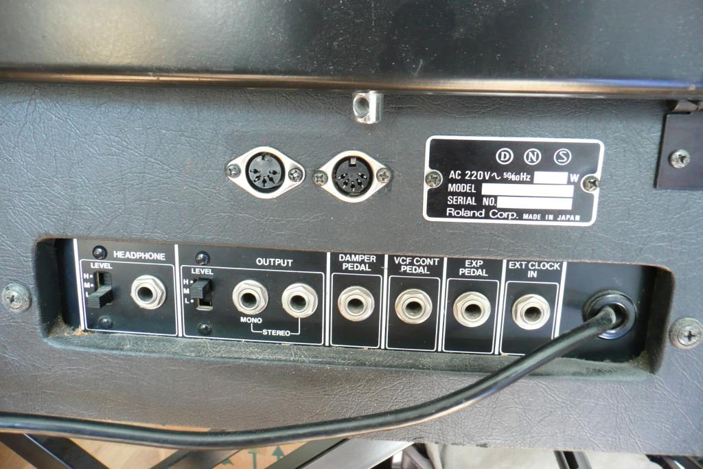 Roland JP-4 IO Mod | My Diy Blog