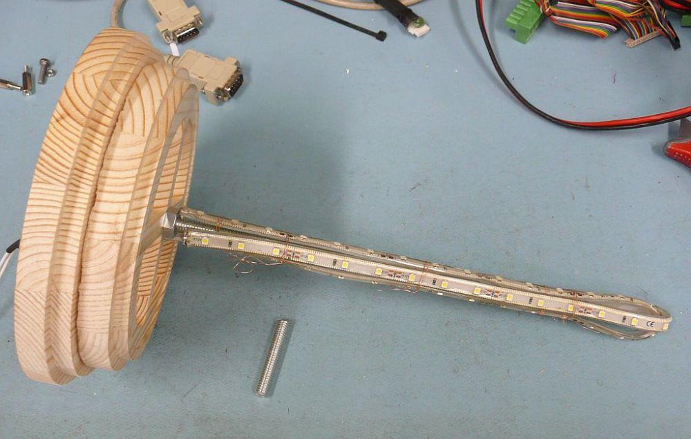 CD stack lamp (6/6)