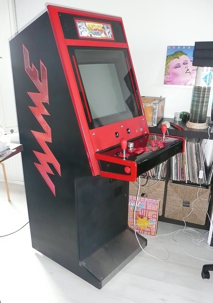 mame arcade cabinet mame my diy 23020
