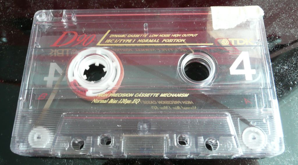Delay Tape Tape Delay