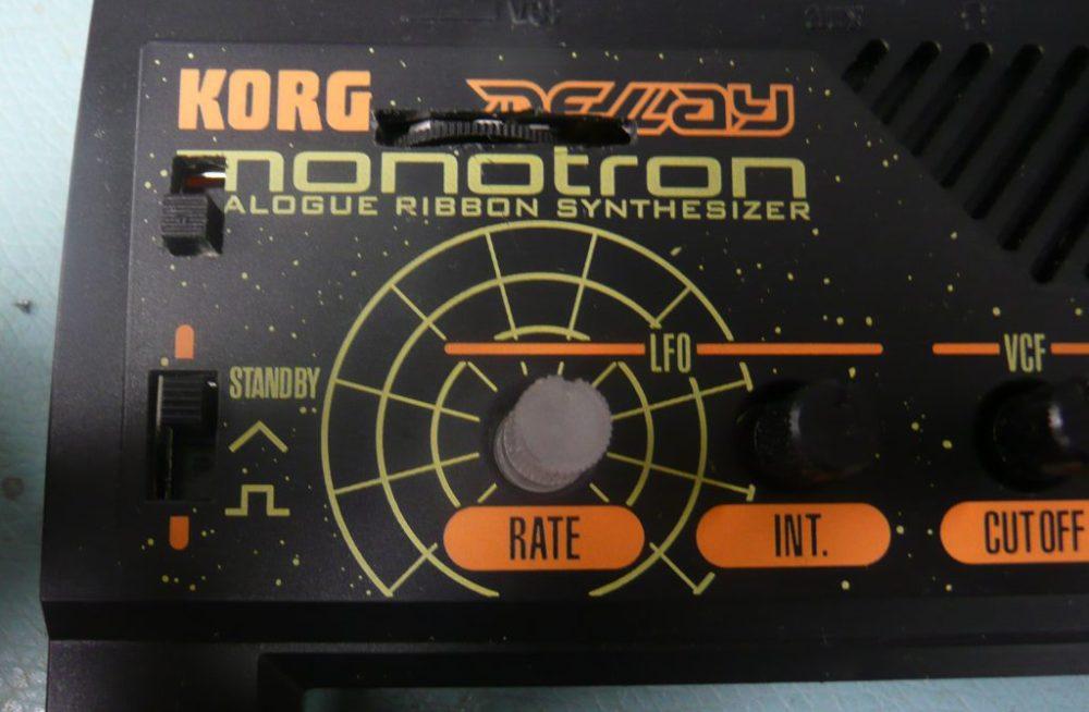Monotron Delay, a few mods more (6/6)