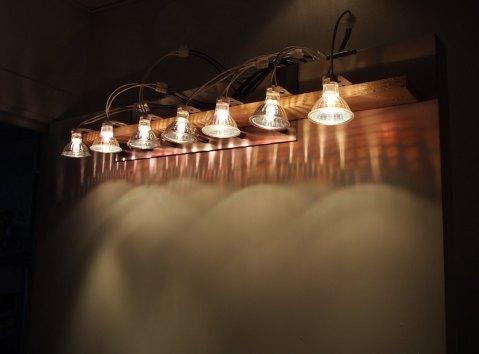 Lamp rig