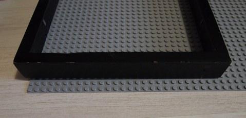 Ribba & Lego 628 matching