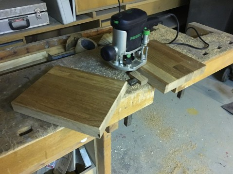 Plunge router a-go-go