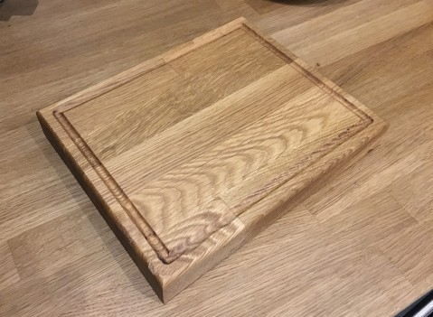 It's a cutting board!